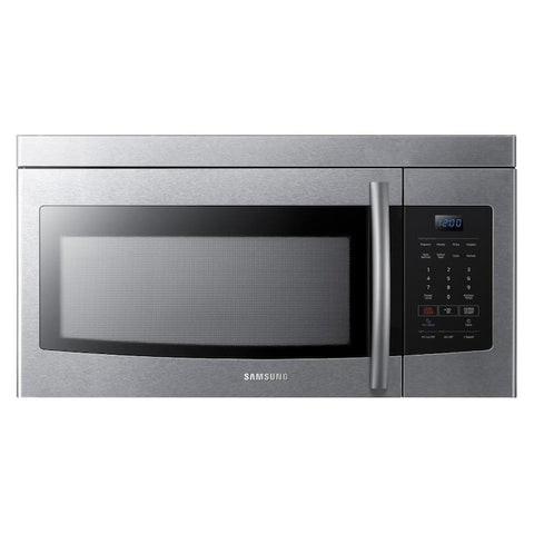 Samsung 1.6-cu ft Over-the-Range Microwave (Stainless steel)