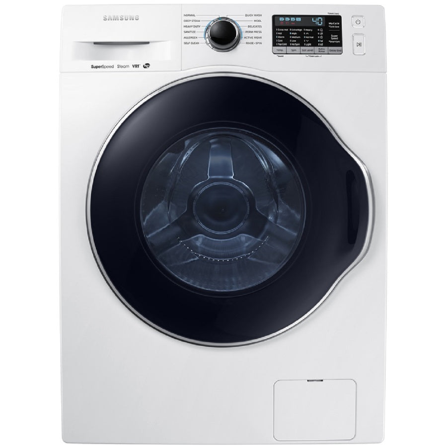 Samsung 2.2-cu ft High-Efficiency Stackable Front-Load Washer