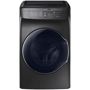 Samsung FlexWash 5.5 Total-cu ft High Efficiency Front-Load Washer