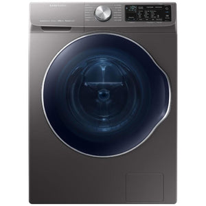 Samsung 2.2-cu ft High Efficiency Stackable Front-Load Washer