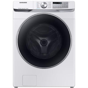 Samsung Smart 4.5-cu ft High Efficiency Stackable Front-Load Washer