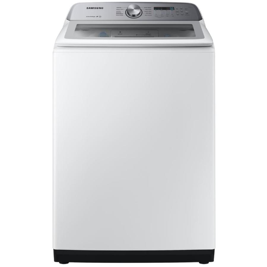 Samsung 5-cu ft High Efficiency Top-Load Washer