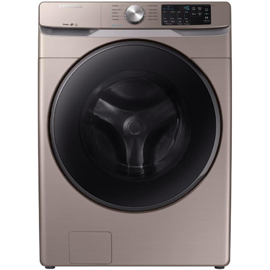Samsung 4.5-cu ft High Efficiency Stackable Front-Load Washer