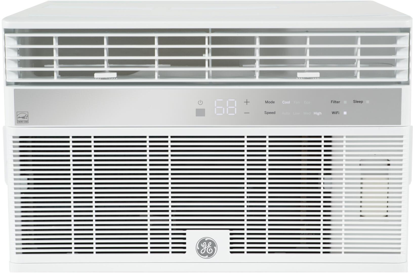 GE 12,000 BTU Smart Electronic Control Air Only