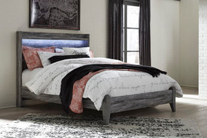 Baystorm Queen Bed
