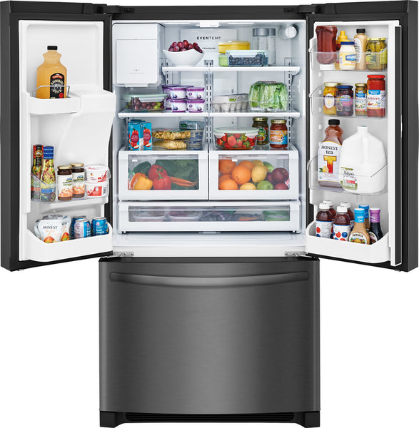 Crosley Stainless French Door Refrigerator