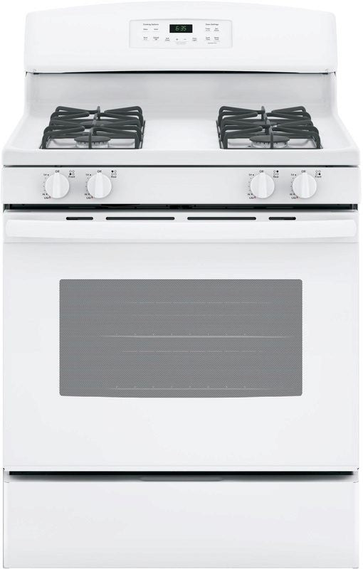 "Crosley 5.0 30"" Gas Range, White"