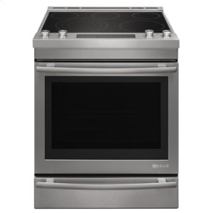 "Jenn-Air Floating Glass 30"" Electric Range"
