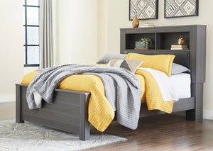 Foxvale King Bed