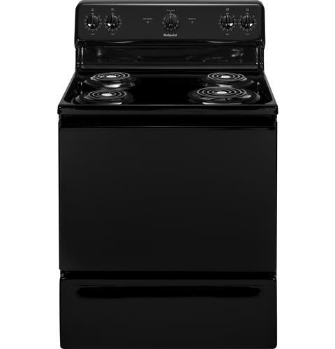 "Hotpoint 30"" Electric Coil Top Range"