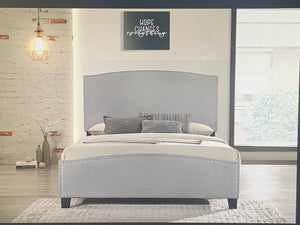 Cathy Upholstered Bed