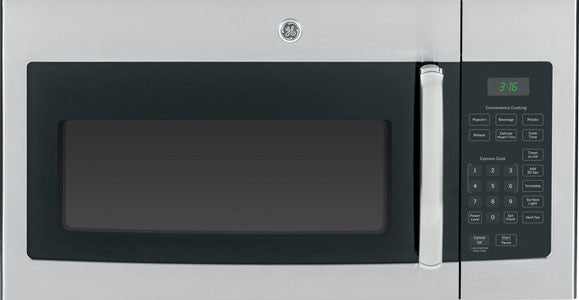 GE 1.6-cu ft Over-the-Range Microwave