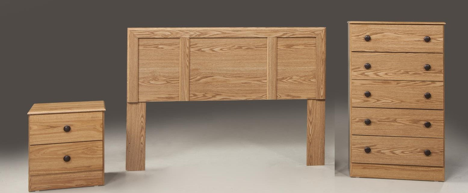 Oak Nightstand