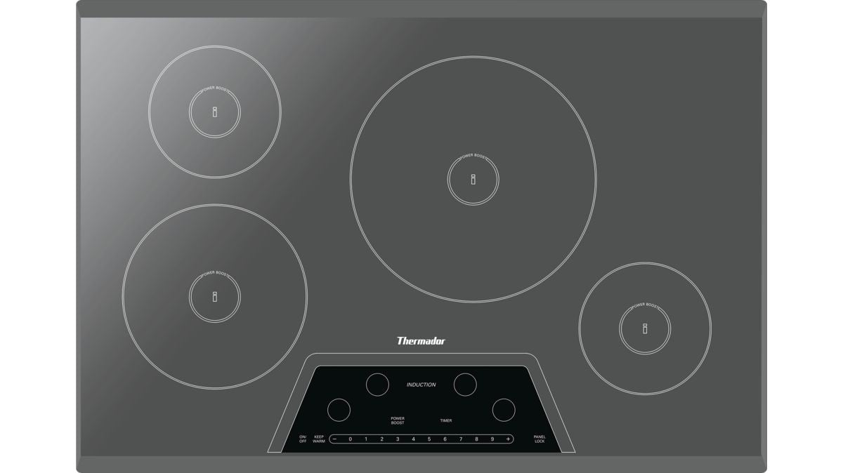 Thermador 30-Inch Masterpiece® Induction Cooktop
