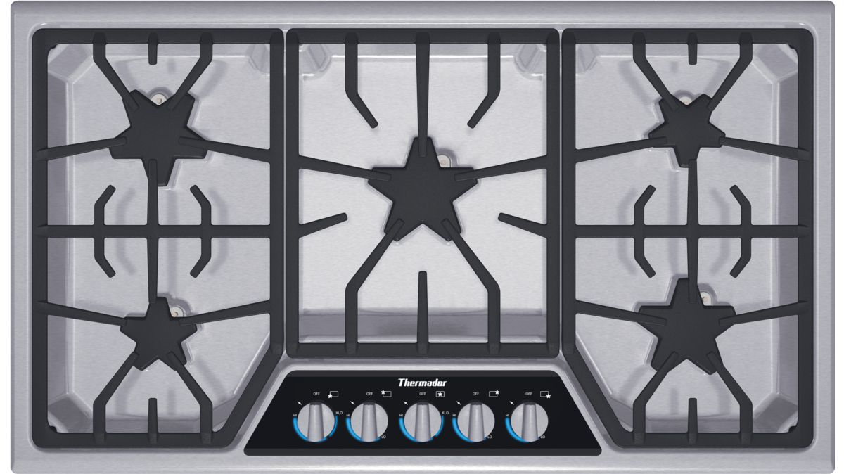 Thermador 36-Inch Masterpiece® Gas Cooktop