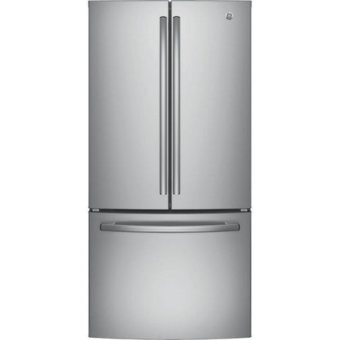 "Refrigerator - French Door/Bottom Freezer 32-33"" Wide Stainless Steel"