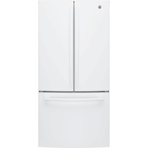 "Refrigerator - French Door/Bottom Freezer 32-33"" Wide White"
