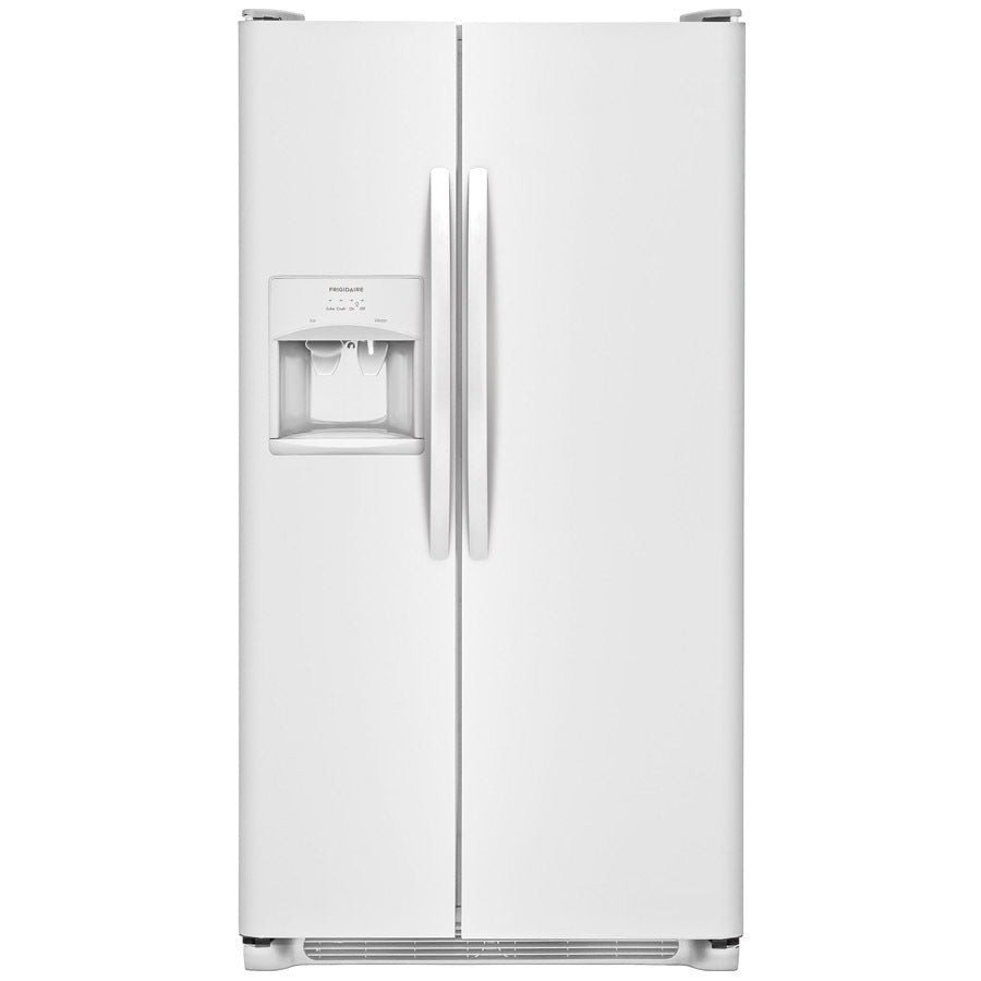 Refrigerator - Side by Side White