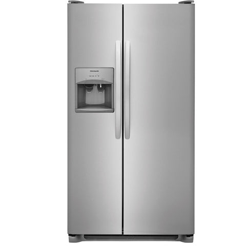 Refrigerator - Side by Side Stainless Steel
