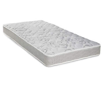 Twin Thin/Slim Mattress - Traditional Tight Knit Top