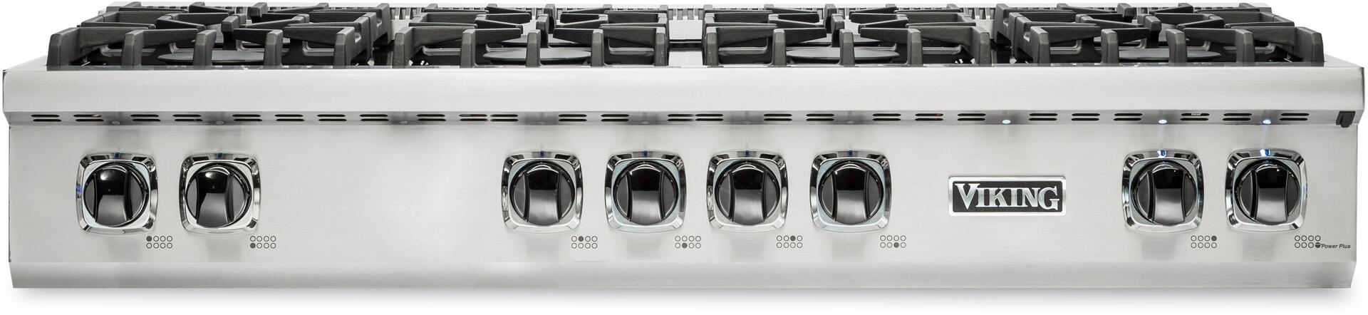 Viking 8 Burner Gas Range Top w/ Downdraft & Blower