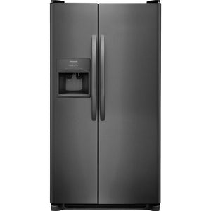 Frigidaire 22.1-cu ft Side-by-Side Refrigerator