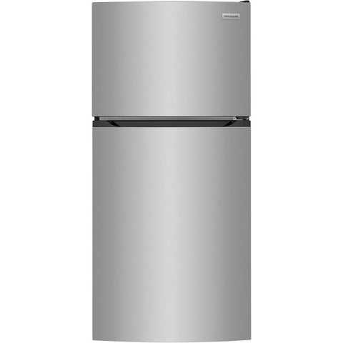 Copy of Frigidaire 13.9-cu ft Top-Freezer Refrigerator (Brushed Steel)