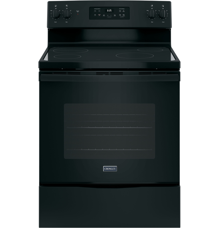 "Crosley 30"" 5.3 Cu.Ft. Electric Stove"