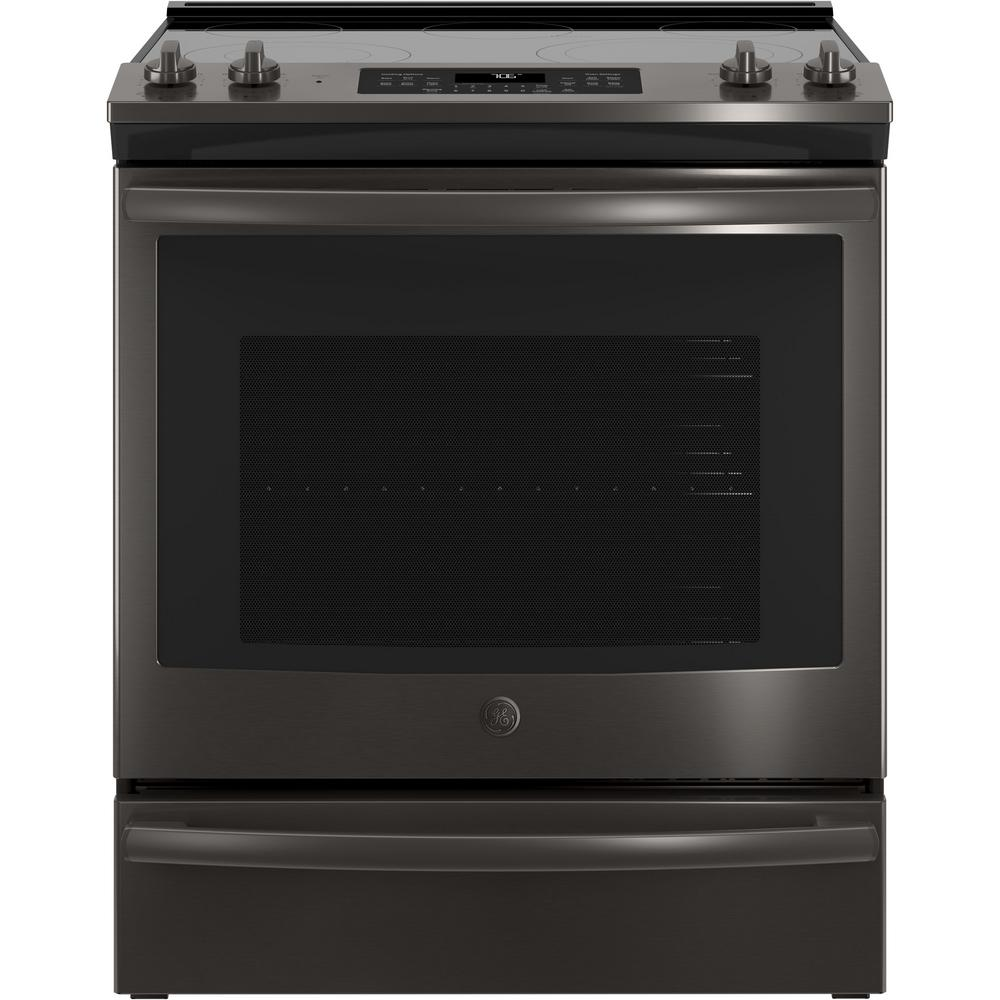 GE Slide In Electric Range