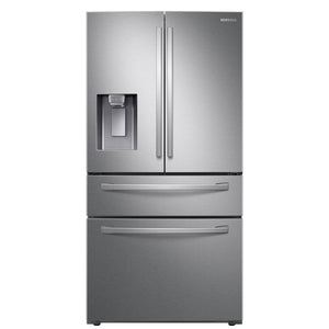 Samsung 4-Door Flex Zone 28-cu ft French Door Refrigerator