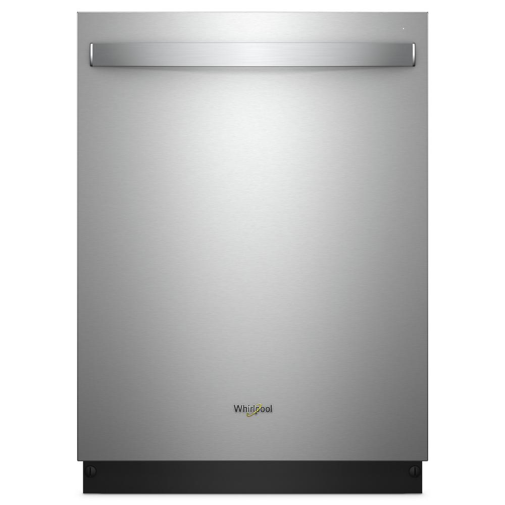 Whirlpool Top Control Built-in Dishwasher