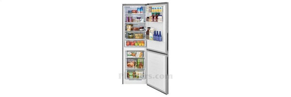 Electrolux 11.8 cu ft Bottom Freezer Refrigerator Stainless Steel