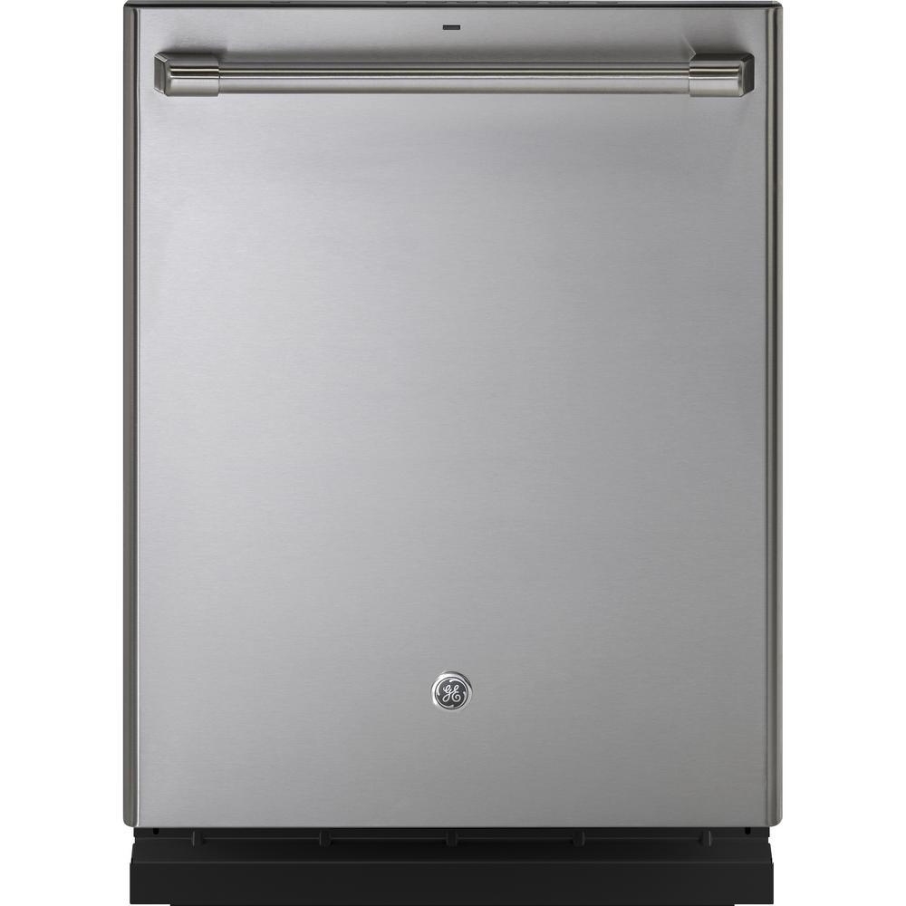 GE Top Control Tall Tub Dishwasher in Stainless Steel