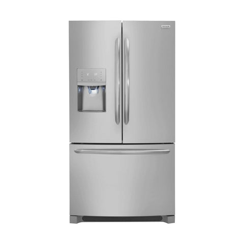 Frigidaire 21.7 cu. ft. French Door Refrigerator Counter Depth (Stainless Steel)