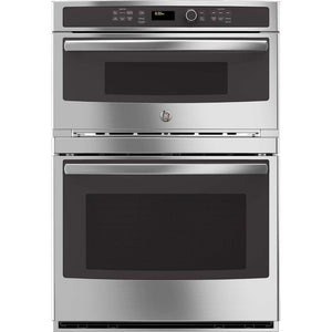 GE Profile 30 in. Electric Wall Oven, Convection Self-Cleaning, Built-In Microwave