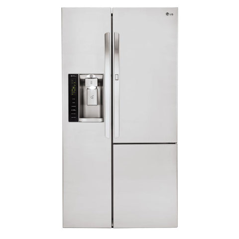 LG 26.1 cu ft Door in Door Refrigerator Stainless Steel