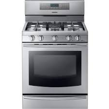Stove/Range - Gas Stainless Steel