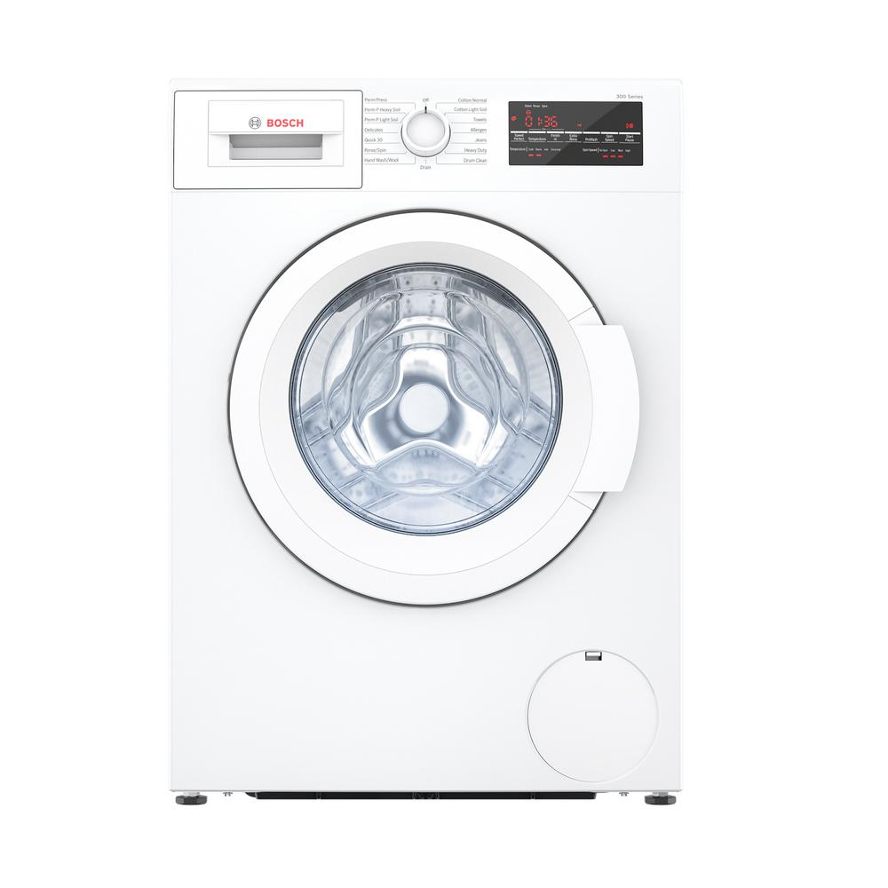 Bosch 300 Series 24 in 2.2 cu ft Compact Washer