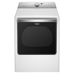 Maytag 8.8 cu. ft. 120-Volt White Gas Vented Dryer