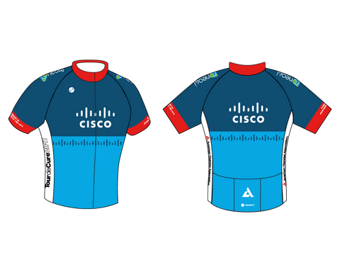 Cisco Men's Club Jersey