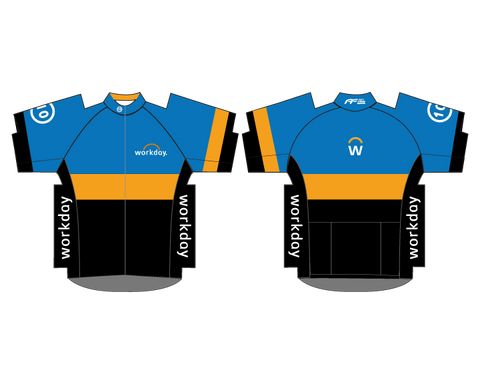 Workday Men's Aero Race Jersey