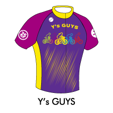 MENS Y's GUYS 2016 Club Jersey