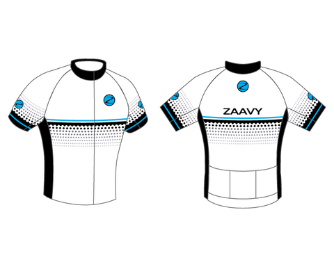 Zaavy Women's Race Jersey - Signature Collectionxx