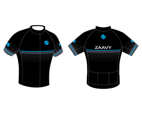 Zaavy Women's Aero Race Fit Jersey - Signature Collection