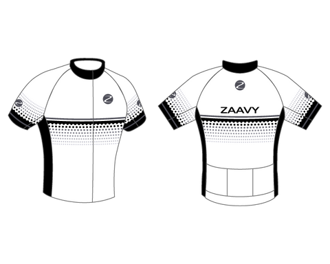 Zaavy Women's Race Fit Jersey - Signature Collection