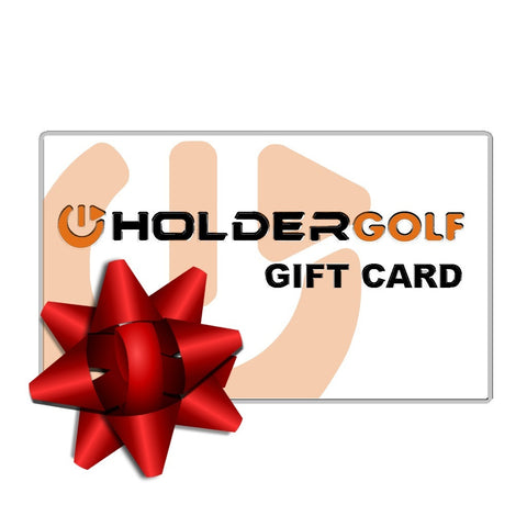 Holder Golf Gift Card