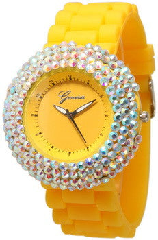 Fashion Watch, Fantasy Yellow/ db96-3