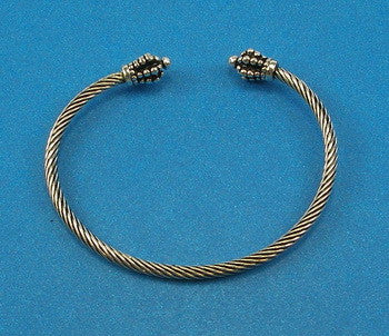 Bangle Bracelet, Small, Set/2