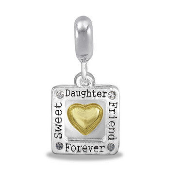 Square Daughter Dangle, Set/2