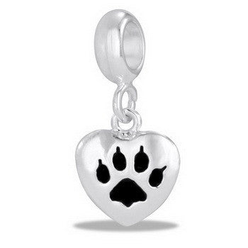 Dangle, Heart, Cat Paw, Set/2